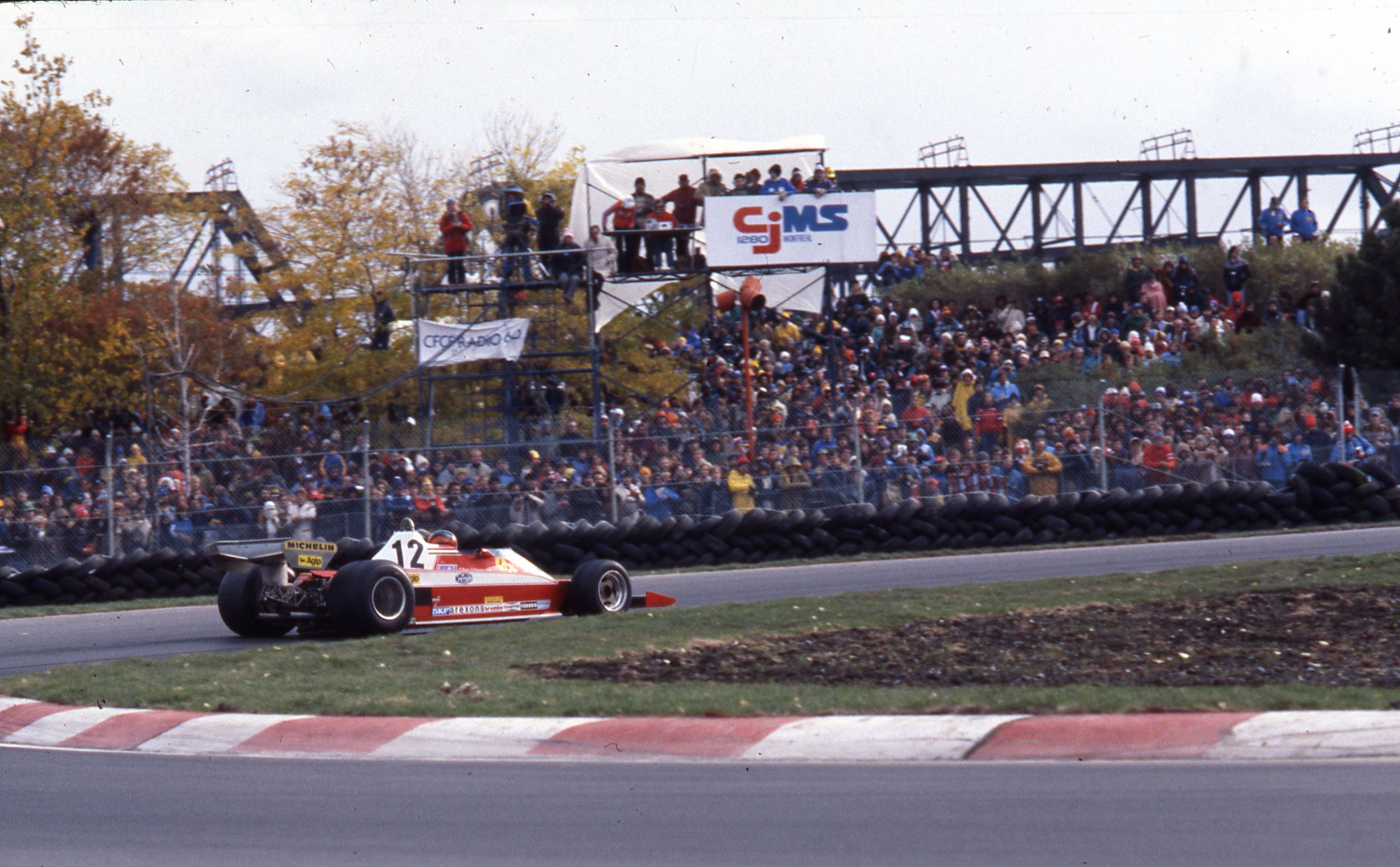 Gilles-Villeneuve-Montreal-1978-Piste