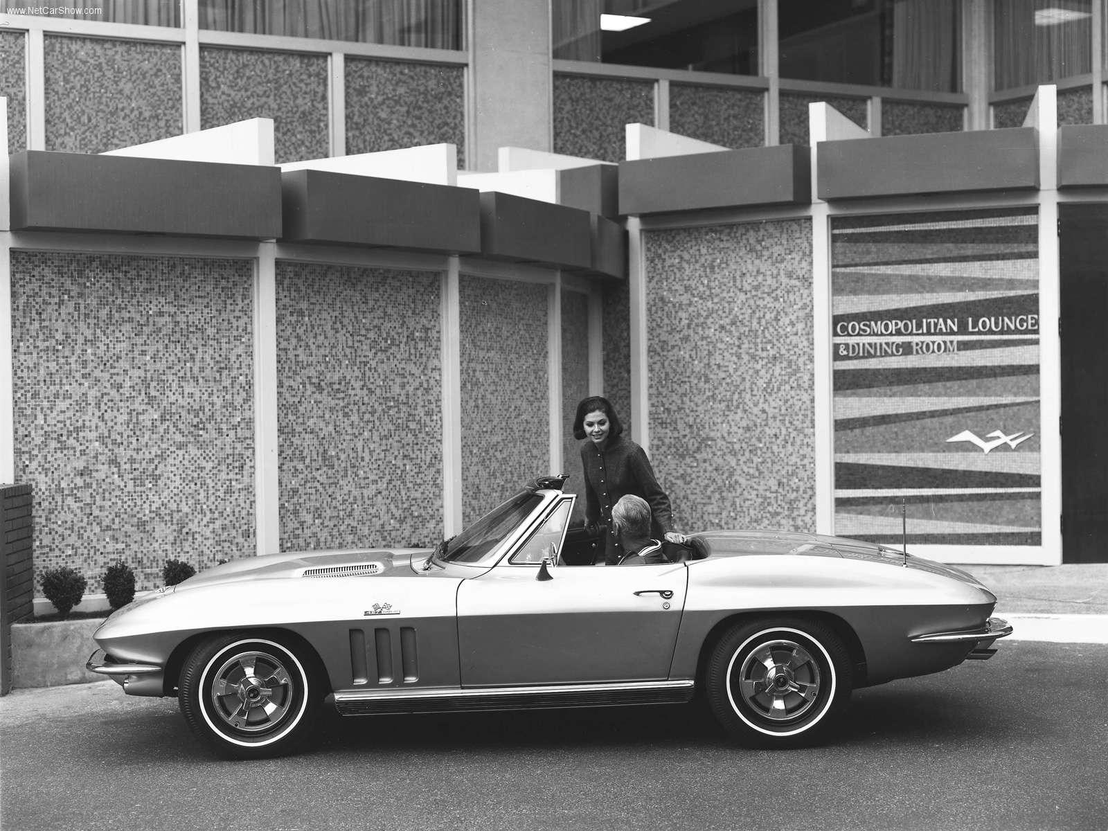 Chevrolet Corvette C2 1963