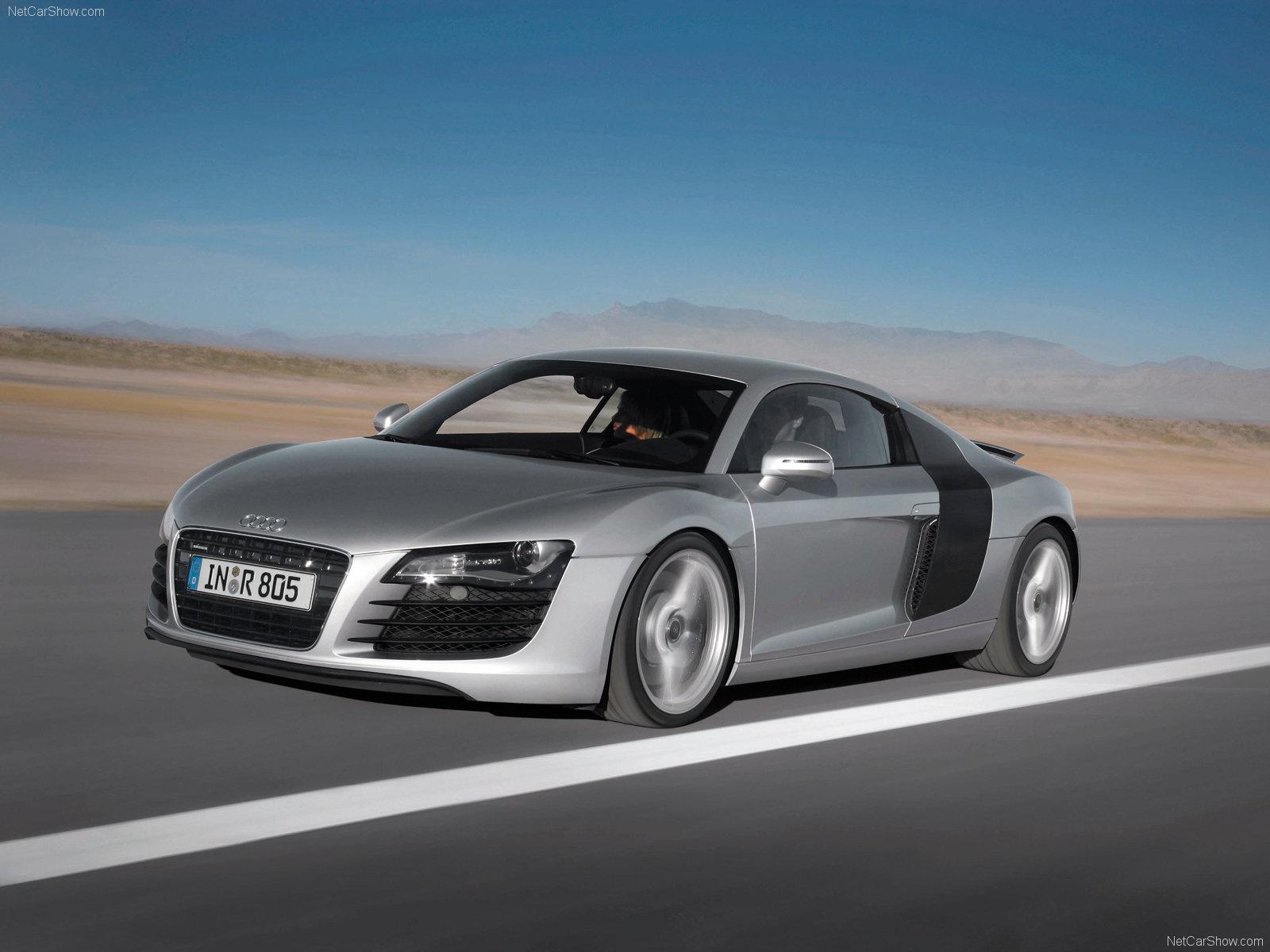 Audi-R8-2007
