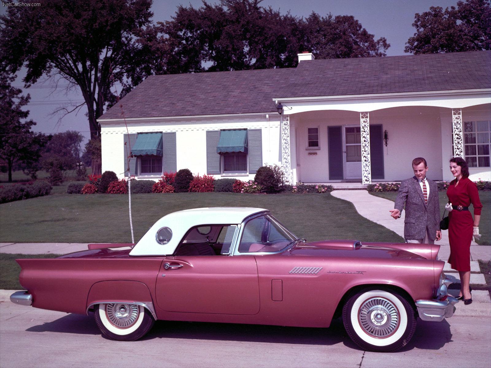 ford-thunderbird-1957