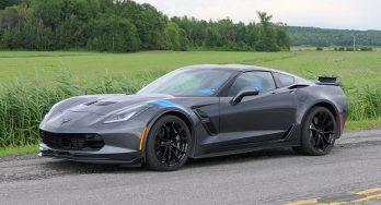 Histoire de la Corvette (2e partie) et essai de la Corvette Grand Sport (podcast 37)