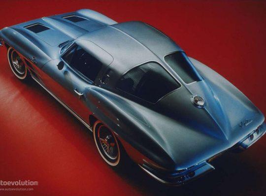 Histoire de la Corvette : 1ere partie (podcast 36)
