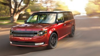 Essai routier : Ford Flex (podcast 38)