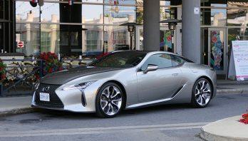 Essai routier : Lexus LC 500 (podcast 40)
