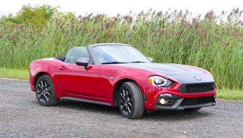 Essai routier : Fiat 124 Spider Abarth (podcast 42)