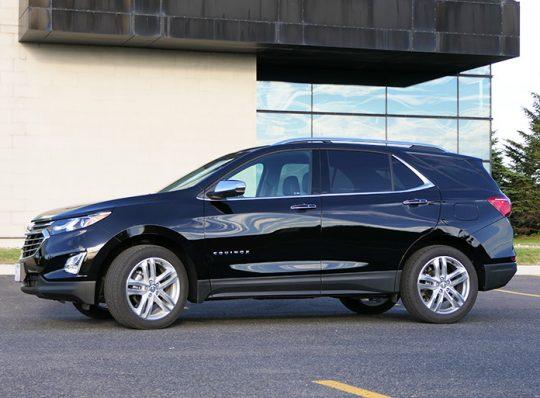 Essai routier : Chevrolet Equinox (podcast 46)