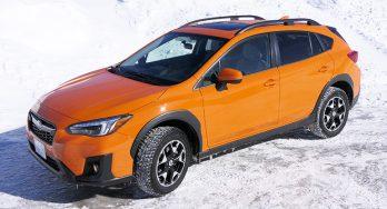 Essai routier : Subaru Crosstrek 2018 (podcast 48)