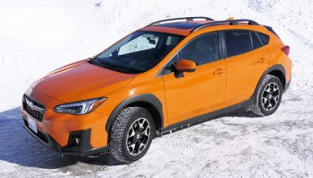 Essai routier : Subaru Crosstrek 2018 (podcast 48)