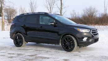 Essai routier : Ford Escape (podcast 52)