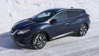 Essai routier : Nissan Murano (podcast 55)