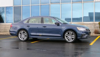 Essai routier : VW Passat (podcast 59)