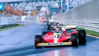 GP du Canada : Commémoration de la victoire de Gilles Villeneuve  (entrevue radio 98,5)