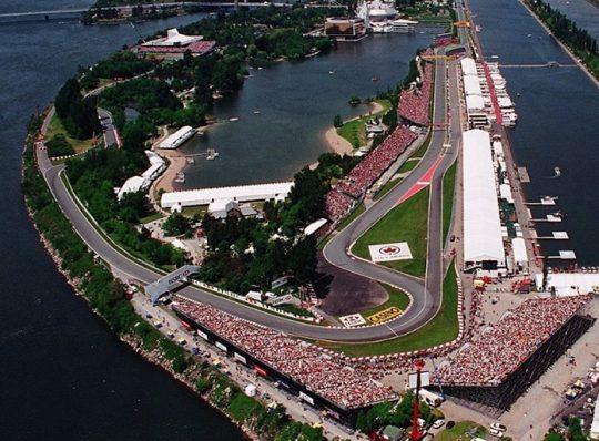 La F1, rentable pour Montréal? (entrevue télé RDI économie)