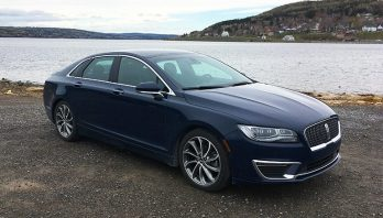 Essai routier Lincoln MKZ hybride (podcast 60)