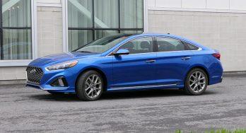 Essai routier : Hyundai Sonata (podcast 63)