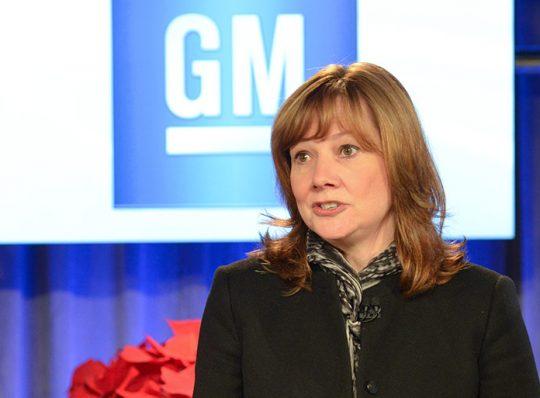 Fermeture de 5 usines chez GM (podcast 69)