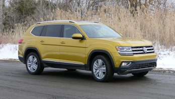 Essai routier : Volkswagen Atlas (podcast 71)