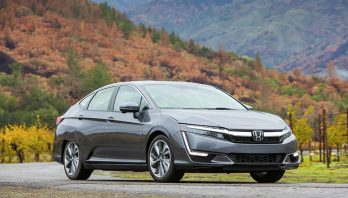 Essai routier : Honda Clarity (podcast 74)