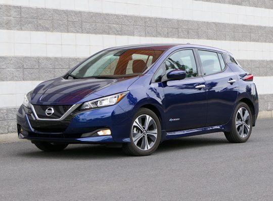 Essai routier : Nissan Leaf (podcast 72)