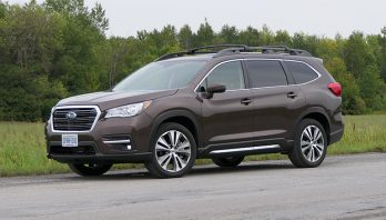 Essai routier : Subaru Ascent (podcast 73)