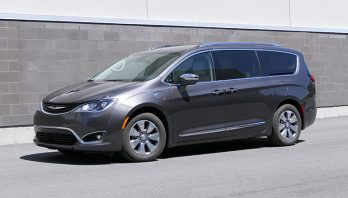 Essai routier : Chrysler Pacifica Hybride (podcast 76)