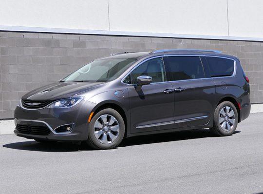 Essai routier : Chrysler Pacifica Hybride (podcast 76)