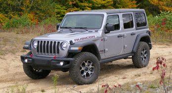 Essai routier : Jeep Wrangler Rubicon (podcast 79)