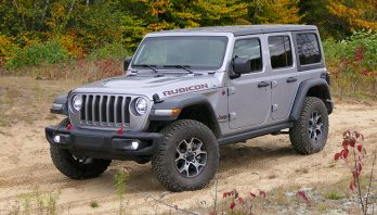 Essai routier : Jeep Wrangler Rubicon (podcast 79)