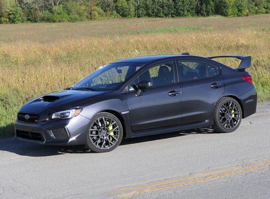 Essai routier : Subaru WRX et WRX STI (podcast 78)