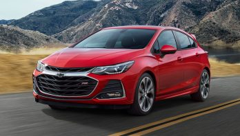 Essai routier : Chevrolet Cruze (podcast 82)