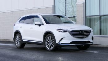 Essai routier : Mazda CX-9 (podcast 83)