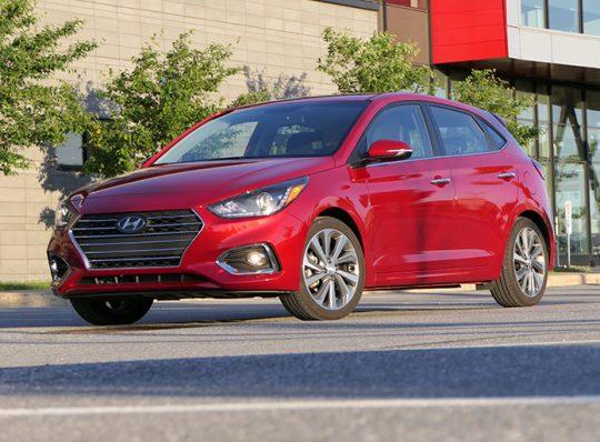 Essai routier : Hyundai Accent (podcast 86)