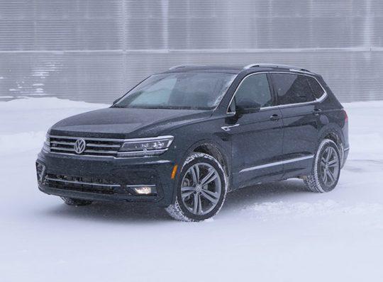 Essai routier : Volkswagen Tiguan (podcast 90)