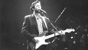 Rockers collectionneurs : Eric Clapton
