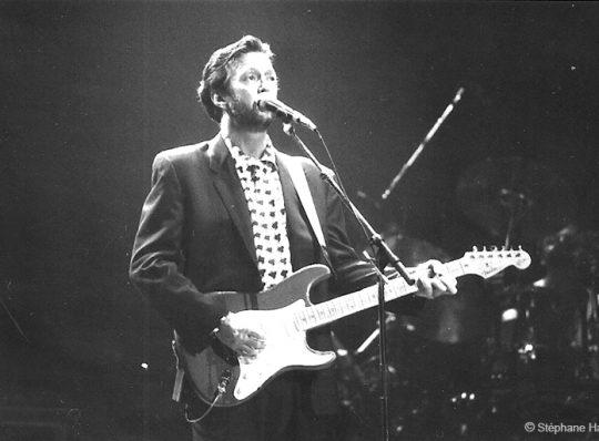 Rockers collectionneurs : Eric Clapton