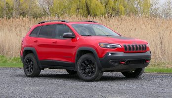 Essai routier : Jeep Cherokee (podcast 91)