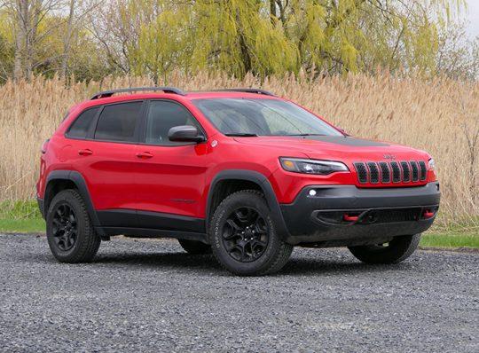 Essai routier : Jeep Cherokee (podcast 91)