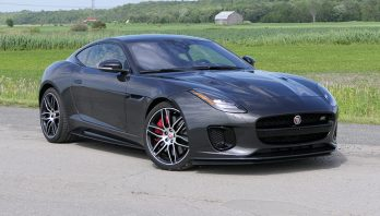 Essai routier : Jaguar F-Type (podcast 95)