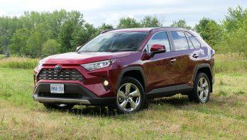 Essai routier : Toyota RAV4 (podcast 96)