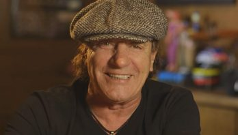 Rockers collectionneurs : Brian Johnson