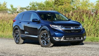 Essai routier : Honda CR-V (podcast 99)