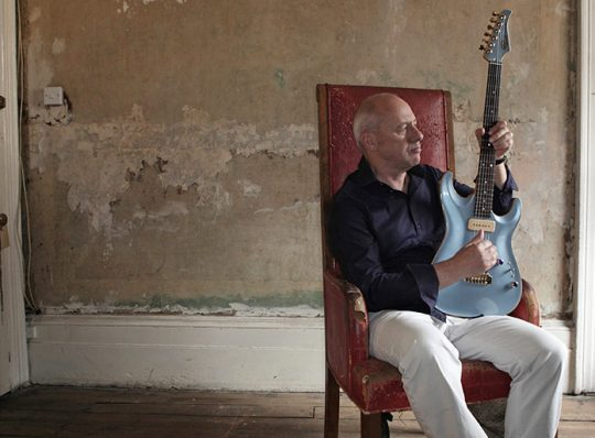 Rockers collectionneurs : Mark Knopfler