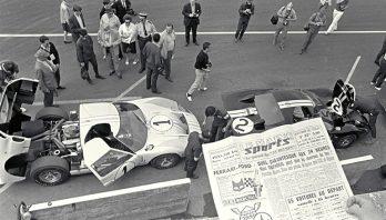 Ford contre Ferrari : la vraie histoire