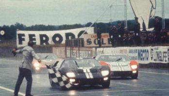 Ford-Ferrari : un duel historique (entrevue radio ICI Première)
