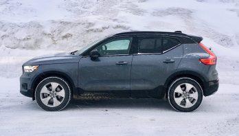 Essai routier : Volvo XC40 (podcast 104)