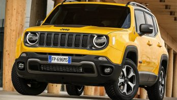 Essai routier : Jeep Renegade (podcast 106)