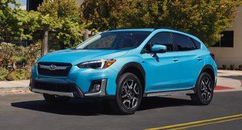 Essai routier : Subaru Crosstrek Hybrid (podcast 107)